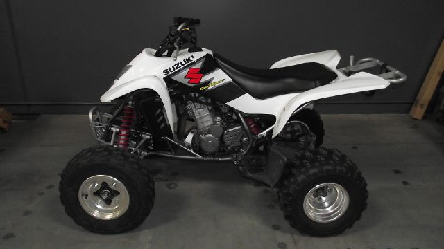 2004 SUZUKI Z400 white 2004 suzuki z400 quad   the season is here  dont pass up a good deal  6
