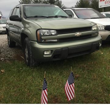 2004 Chevrolet TrailBlazer for sale in Amelia, OH