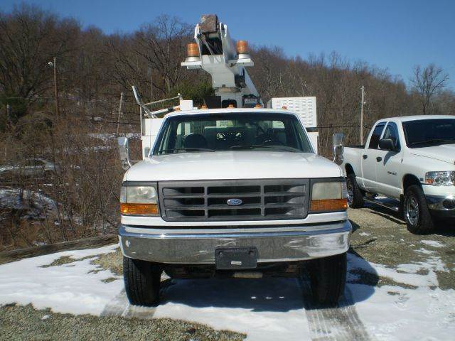 1997 Ford F-450 Super Duty