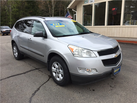 2009 Chevrolet Traverse for sale in Rochester, NH