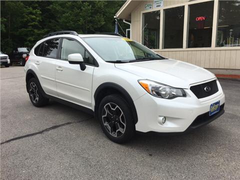 2013 Subaru XV Crosstrek for sale in Rochester, NH