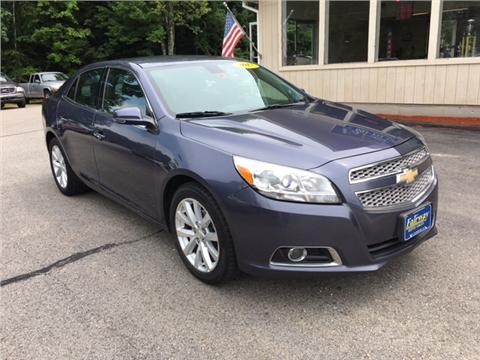 2013 Chevrolet Malibu for sale in Rochester, NH