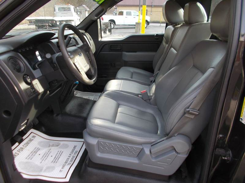 2013 Ford F-150 XL 4x4 2dr Regular Cab Styleside 8 ft. LB - Roaring Spring PA
