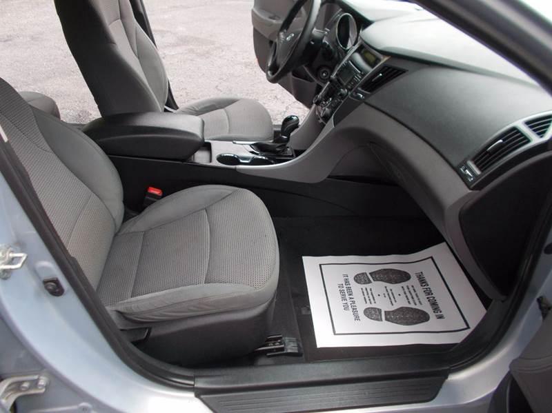 2013 Hyundai Sonata GLS 4dr Sedan - Roaring Spring PA