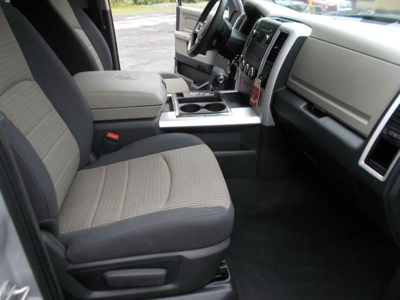 2011 RAM Ram Pickup 1500 Big Horn 4x4 4dr Quad Cab 6.3 ft. SB Pickup - Roaring Spring PA