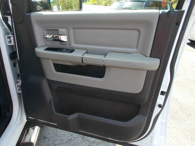 2011 RAM Ram Pickup 1500 4x4 Big Horn 4dr Crew Cab 5.5 ft. SB Pickup - Roaring Spring PA