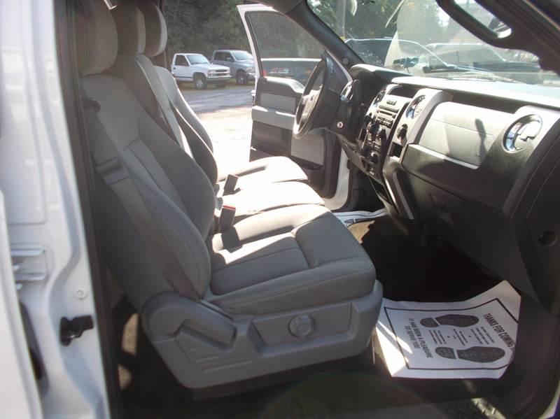 2014 Ford F-150 XLT 4x4 4dr SuperCrew Styleside 5.5 ft. SB - Roaring Spring PA