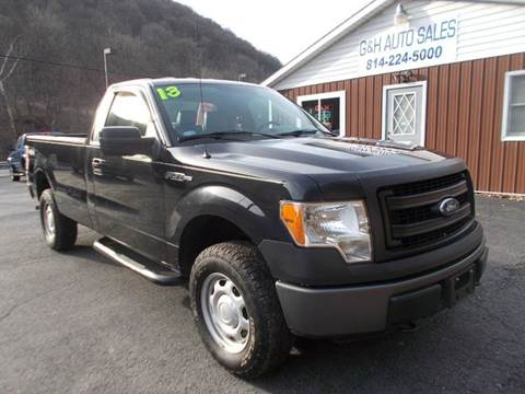 2013 Ford F-150 for sale in Roaring Spring PA