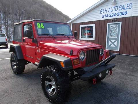 Suvs for sale roaring spring pa for Victory motors chesterfield mi