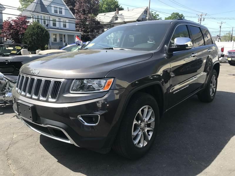 2014 Jeep Grand Cherokee Limited 4x4 4dr SUV - Framingham MA