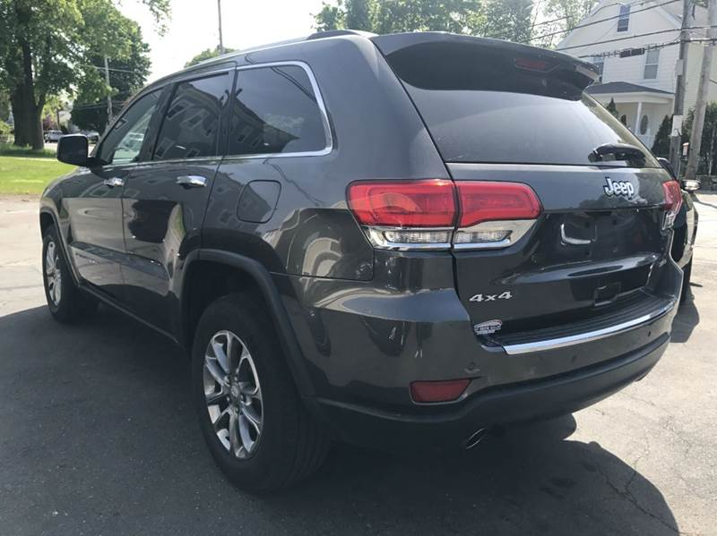 2014 Jeep Grand Cherokee Limited 4x4 4dr SUV - Framingham MA
