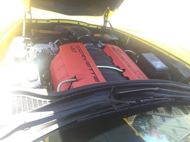 2008 Chevrolet Corvette 427 Limited Edition Z06 2dr Coupe - Framingham MA