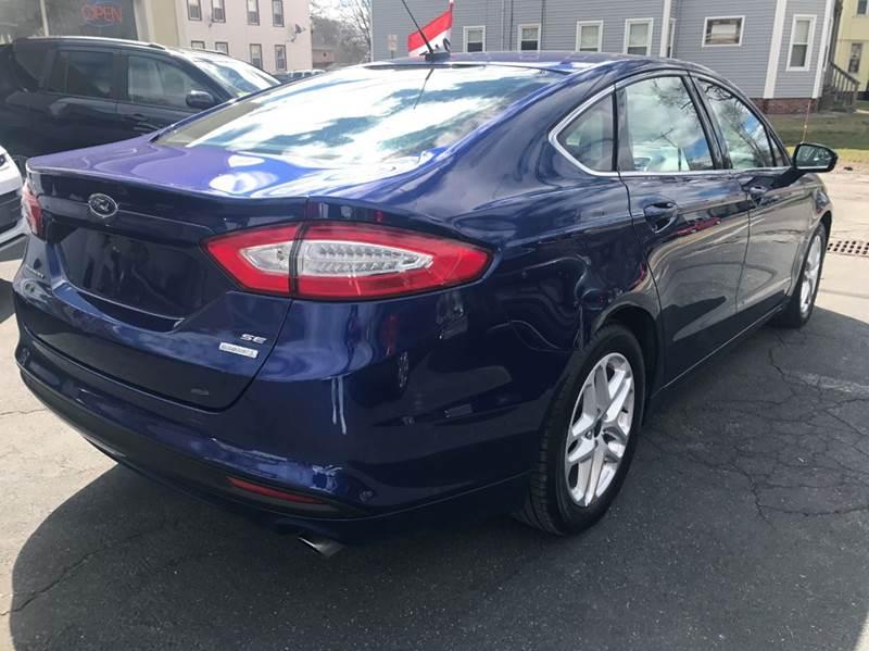 2016 Ford Fusion SE 4dr Sedan - Framingham MA