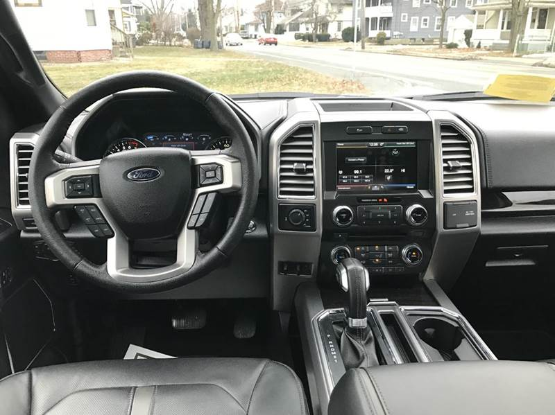 2015 Ford F-150 Platinum 4x4 4dr SuperCrew 5.5 ft. SB - Framingham MA
