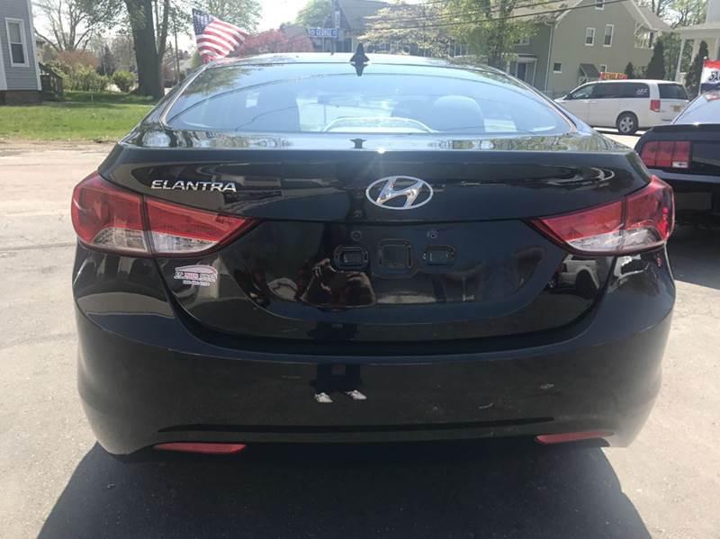 2013 Hyundai Elantra GLS 4dr Sedan - Framingham MA