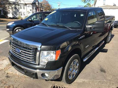 2011 Ford F-150 for sale in Framingham, MA