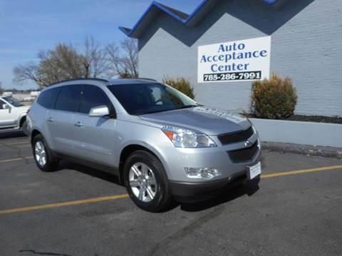 2012 Chevrolet Traverse for sale in Topeka, KS