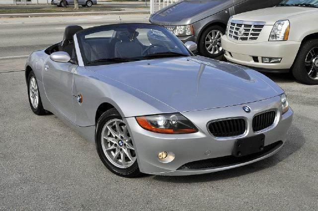 Used 2004 Bmw Z4 2 5i In Miami Fl At Miami Imports