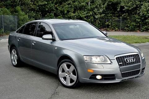 2008 audi a6 for sale. Black Bedroom Furniture Sets. Home Design Ideas