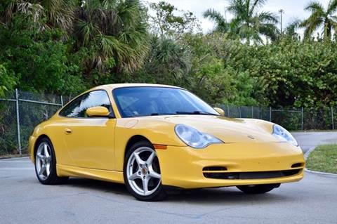2004 Porsche 911 for sale in Miami, FL