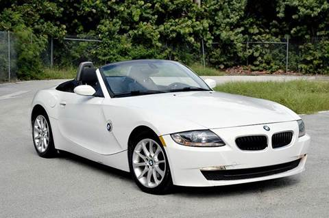 2007 BMW Z4 for sale in Miami, FL