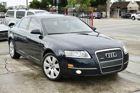 2006 Audi A6 for sale in Miami, FL