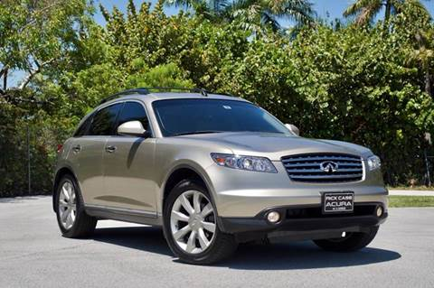 2003 Infiniti FX45 for sale in Miami, FL
