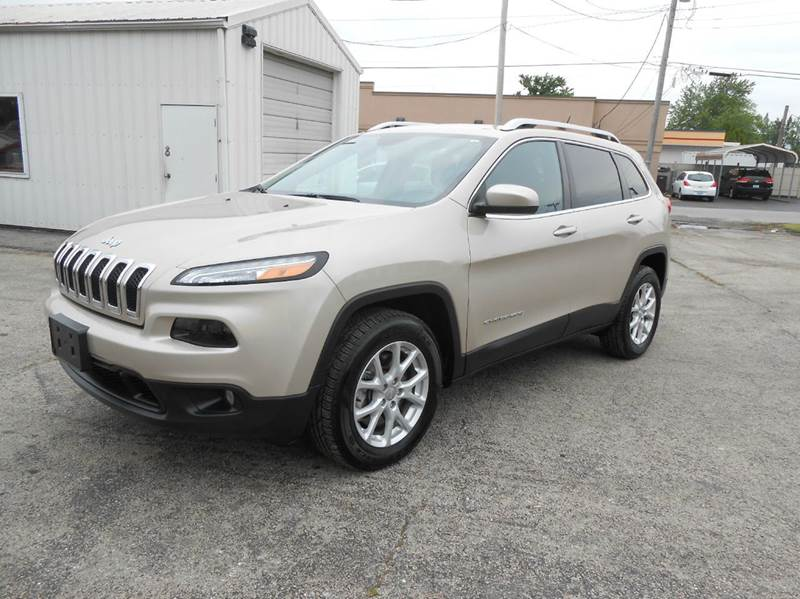 2015 jeep cherokee 4x4 latitude 4dr suv in jeffersontown ky jerry moody auto mart. Black Bedroom Furniture Sets. Home Design Ideas