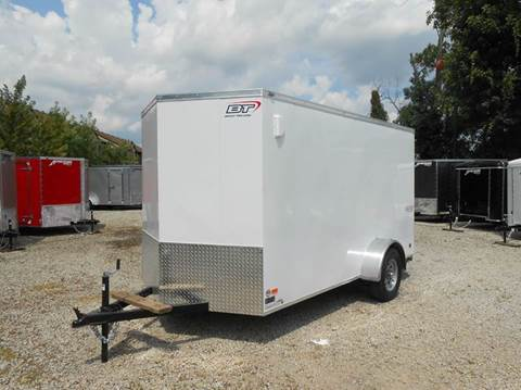 2018 Bravo Scout 6x12 SA (White) for sale in Jeffersontown, KY