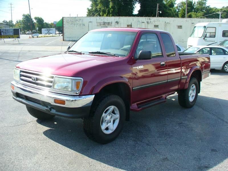 1998 Toyota T100