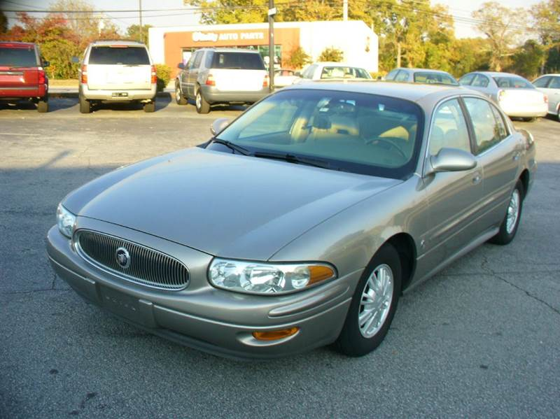 2004 buick lesabre limited 4dr sedan in anderson sc brewster used cars. Black Bedroom Furniture Sets. Home Design Ideas