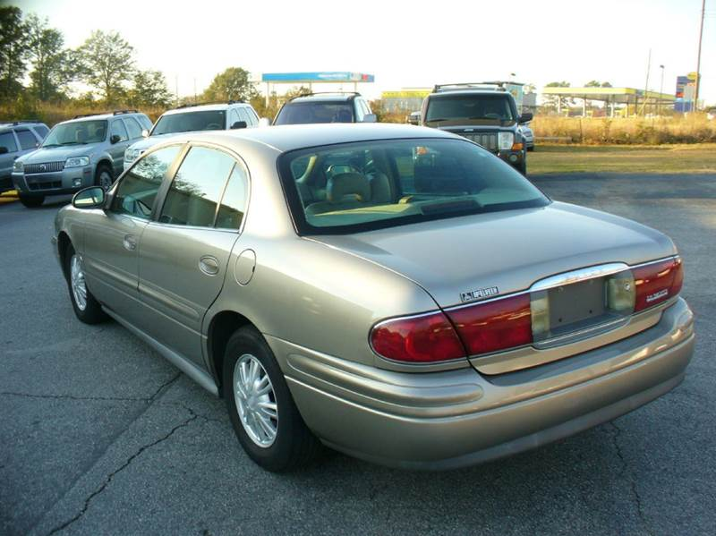 2004 Buick Lesabre Limited 4dr Sedan In Anderson Sc