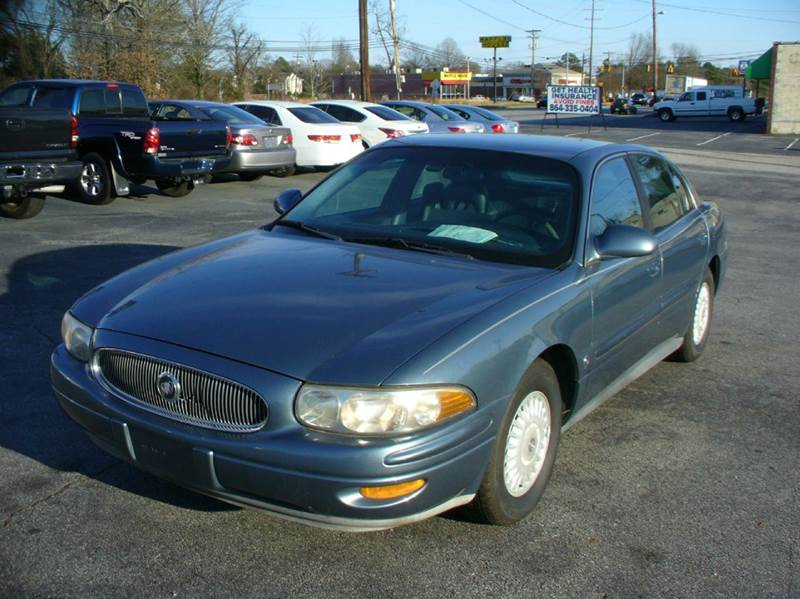 2000 buick lesabre in anderson sc brewster used cars. Black Bedroom Furniture Sets. Home Design Ideas