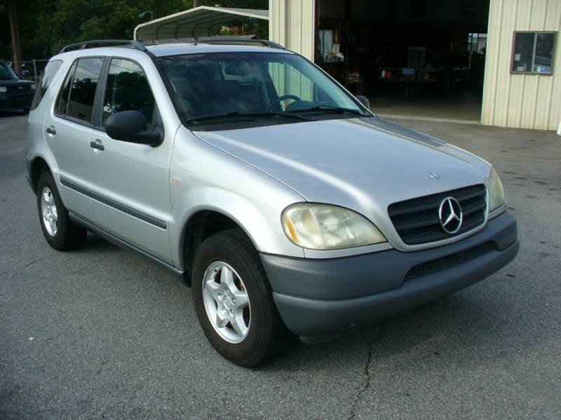 1999 Mercedes Benz M Class Ml320 Awd 4dr Suv In Anderson