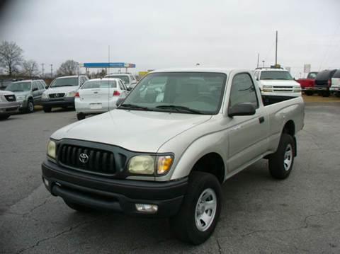 2004 Toyota Tacoma for sale in Anderson, SC