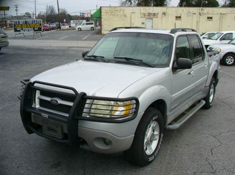 2002 Ford Explorer Sport Trac for sale in Anderson, SC