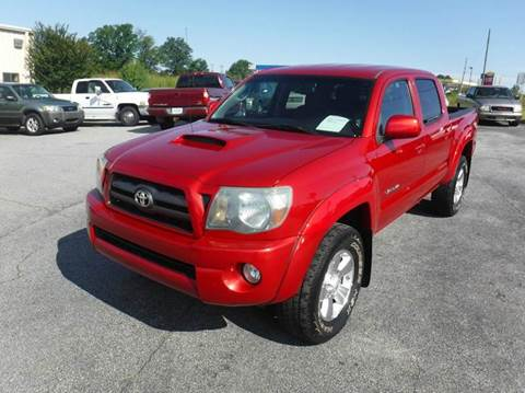 2010 Toyota Tacoma for sale in Anderson, SC