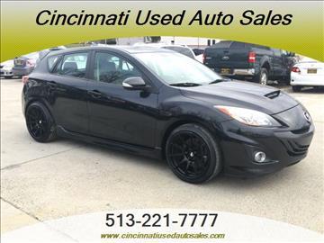 2011 Mazda MAZDASPEED3 for sale in Cincinnati, OH