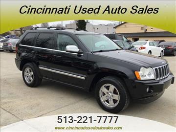 2006 Jeep Grand Cherokee for sale in Cincinnati, OH