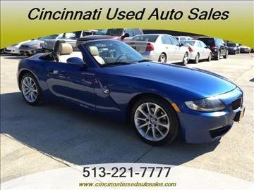 2007 BMW Z4 for sale in Cincinnati, OH