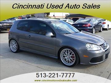 2008 Volkswagen R32 for sale in Cincinnati, OH