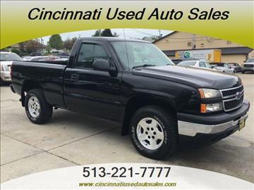 2006 Chevrolet Silverado 1500 for sale in Cincinnati, OH