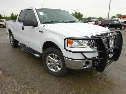 2008 Ford F-150 for sale in Topeka, KS