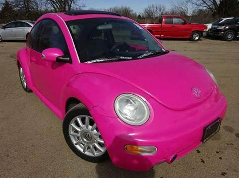 2004 Volkswagen New Beetle for sale in Topeka, KS