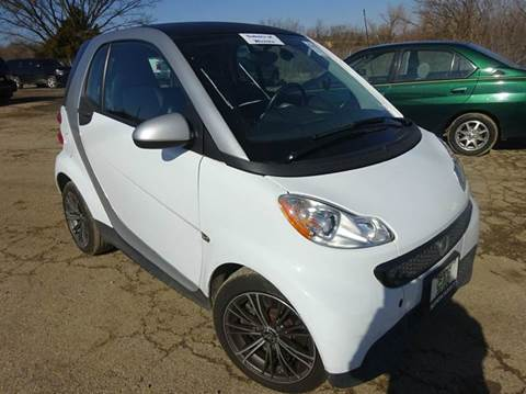 2013 Smart fortwo for sale in Topeka, KS