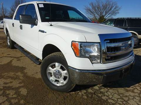 2013 Ford F-150 for sale in Topeka, KS