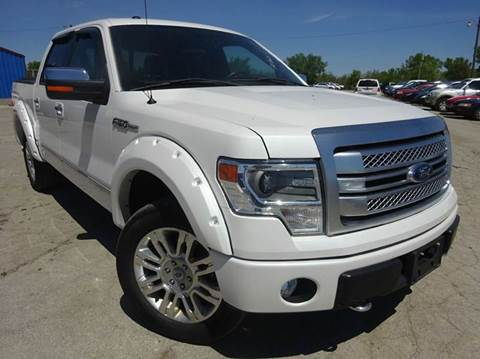 2014 Ford F-150 for sale in Topeka, KS