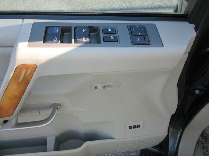 2005 Infiniti QX56 4WD 4dr SUV - Lynnwood WA