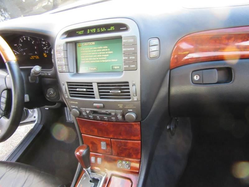 2004 Lexus LS 430 4dr Sedan - Lynnwood WA