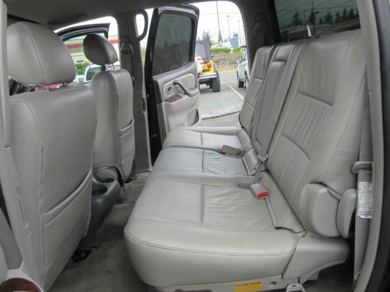 2006 Toyota Tundra SR5 4dr Double Cab SB (4.7L V8) - Lynnwood WA